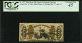 Fractional Currency:Third Issue, Fr. 1371 50¢ Third Issue Justice PCGS Extremely Fine 45.. ...