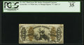 Fractional Currency:Third Issue, Fr. 1367 50¢ Third Issue Justice PCGS Very Fine 35.. ...