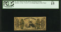 Fractional Currency:Third Issue, Fr. 1351 50¢ Third Issue Justice PCGS Fine 15.. ...