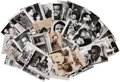 Photography:Official Photos, Press Photographs (35) of Black Panther Leaders and Activities, Circa 1967-1970....