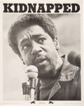 Miscellaneous:Broadside, [Bobby Seale]. Emory Douglas KIDNAPPED Poster....