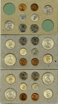Mint Sets, Uncertified 1948 Double Mint Set. The set includes 28 coins, two of each denomination issued by the Philadelphia, San Franci... (Total: 28 coins)