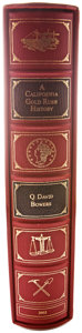 Books, A California Gold Rush History, Deluxe Edition. Bowers, Q. David. A California Gold Rush History, Featuring the Treasure fro...