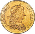 Great Britain, Great Britain: Charles II gold Proof Pattern Crown 1663 PR58 PCGS,...