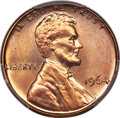 SMS Lincoln Cents, 1964 1C SMS SP67 Red PCGS....