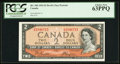Canadian Currency, BC-30b $2 1954 Devil's Face PCGS Choice New 63PPQ.. ...