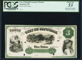 Obsoletes By State:Missouri, Hannibal, MO- City of Hannibal $3 1872 Proof PCGS About New 53.. ...