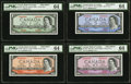 Canadian Currency, Devil's Face Complete Specimen Denomination Set.. ... (Total: 8 notes)