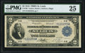 Fr. 769 $2 1918 Federal Reserve Bank Note PMG Very Fine 25