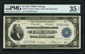 Fr. 765 $2 1918 Federal Reserve Bank Note PMG Choice Very Fine 35 EPQ