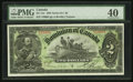 Canadian Currency, DC-14c $2 1897 PMG Extremely Fine 40. This is ...