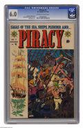 Golden Age (1938-1955):Adventure, Piracy #1 (EC, 1954) CGC FN 6.0 Off-white to white pages. Jack Davis, Wally Wood, Al Williamson, and Angelo Torres art. Wall...