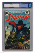 Bronze Age (1970-1979):Miscellaneous, The Shadow #1 (DC, 1973) CGC NM 9.4 Off-white pages. Mike Kalutacover and art. Overstreet 2005 NM- 9.2 value = $50. CGC cen...
