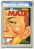 Modern Age (1980-Present):Humor, Mad #263 (EC, 1986) CGC NM- 9.2 Off-white pages. Dick DeBartolo andLou Silverstone stories. Mort Drucker, Angelo Torres, Al...
