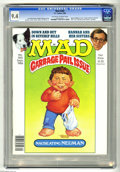 Modern Age (1980-Present):Humor, Mad #265 (EC, 1986) CGC NM 9.4 Off-white to white pages. LouSilverstone and Don Edwing stories. Mort Drucker, Angelo Torres...
