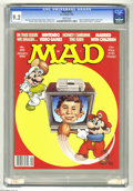 Modern Age (1980-Present):Humor, Mad #292 (EC, 1990) CGC NM- 9.2 White pages. Stan Hart and FrankJacobs stories. Viviano cover. Mort Drucker, Jack Davis, Al...