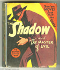 Golden Age (1938-1955):Superhero, Big Little Book 1443 Shadow (Whitman, 1941) Condition: FN. Solid copy, 432 pages. Hess art. Flip book feature. Overstreet 20...