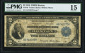 Fr. 748 $2 1918 Federal Reserve Bank Note PMG Choice Fine 15