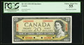 Canadian Currency, BC-41S $20 1954 Specimen PCGS Choice About New 55.. ...