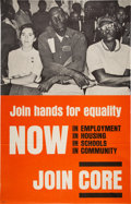 Miscellaneous:Broadside, Join Hands for Equality. Join CORE....