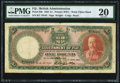 Fiji Government of Fiji 1 Pound 1.6.1934 Pick 33b PMG Very Fine 20