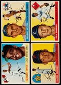Baseball Cards:Lots, 1955 Topps Baseball Collection (220). ...