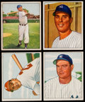 Baseball Cards:Lots, 1950 Bowman Baseball Collection (80)....