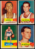 Basketball Cards:Lots, 1957 Topps Basketball Collection (29). ...