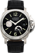 Timepieces:Wristwatch, Panerai PAM00125 Contemporanei Power Reserve Automatic, circa 2002. ...