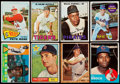 Baseball Cards:Lots, 1960-69 Topps Baseball Collection (180+) With Signed 1969 ToppsNolan Ryan....