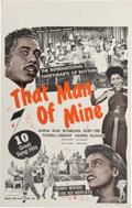 Miscellaneous:Movie Posters, That Man of Mine (Astor Pictures, 1946)....