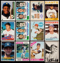 Baseball Cards:Lots, 1953-89 Baseball Collection (85) With Stars & HoFers....