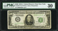 Small Size:Federal Reserve Notes, Fr. 2202-B* $500 1934A Federal Reserve Note. PMG Very Fine 30.. ...