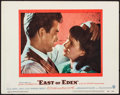 """Movie Posters:Drama, East of Eden (Warner Brothers, 1955). Very Fine. Lobby Card (11"""" X 14""""). Drama.. ..."""