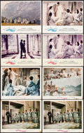 "Movie Posters:Academy Award Winners, The Sound of Music (20th Century Fox, 1965/1967/R-1973). Fine. Lobby Cards (8) (11"" X 14""). Academy Award Winners.... (Total: 8 Items)"