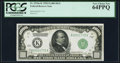 Small Size:Federal Reserve Notes, Fr. 2210-K $1,000 1928 Federal Reserve Note. PCGS Very Choice New 64PPQ.. ...