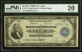 Fr. 770 $2 1918 Federal Reserve Bank Note PMG Very Fine 20