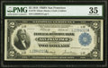 Fr. 779 $2 1918 Federal Reserve Bank Note PMG Choice Very Fine 35