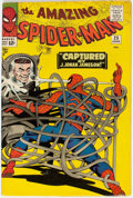 Silver Age (1956-1969):Superhero, The Amazing Spider-Man #25 (Marvel, 1965) Condition: VG....