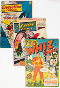 Golden Age (1938-1955):Miscellaneous, DC Golden Age Comics Group of 7 (DC, 1950s) Condition: Average GD.... (Total: 7 Comic Books)