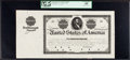 Loans of July and August 1861 $10,000 Registered Bond 18__ Hessler X128F Face Proof and Back Proofs