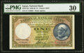 World Currency, Egypt National Bank of Egypt 1 Pound 7.7.1926 Pick 20 PMG Very Fine 30.. ...