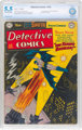 Detective Comics #153 (DC, 1949) CBCS FN- 5.5 Off-white to white pages