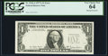 Fr. 1910-A $1 1977A Federal Reserve Note. PCGS Very Choice New 64