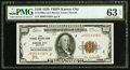Fr. 1890-J $100 1929 Federal Reserve Bank Note. PMG Choice Uncirculated 63 EPQ