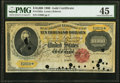 Fr. 1225a $10,000 1900 Gold Certificate PMG Choice Extremely Fine 45