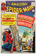 Silver Age (1956-1969):Superhero, The Amazing Spider-Man #18 (Marvel, 1964) Condition: FN-....