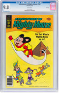 Bronze Age (1970-1979):Cartoon Character, Adventures of Mighty Mouse #167 File Copy (Gold Key, 1979) CGC NM/MT 9.8 White pages....