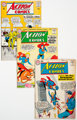 Action Comics Group of 19 (DC, 1960-65) Condition: Average VG.... (Total: 19 Comic Books)