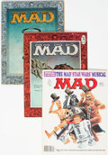 Magazines:Mad, MAD Group of 4 (EC, 1955-78).... (Total: 4 )